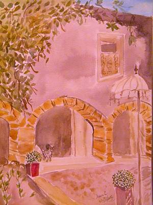 Painting - Vaucluse Provence by Manuela Constantin