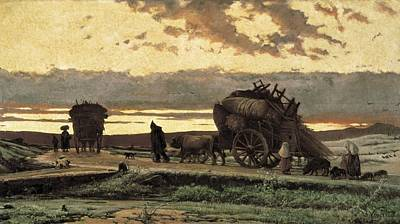 Vayreda I Vila, Joaquim 1843-1894 Art Print by Everett