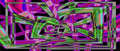 Digital Art - Vectorized by Ron Bissett
