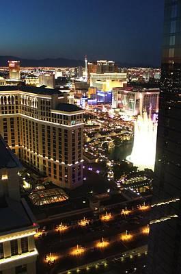 Vegas 53 Art Print
