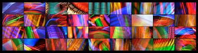 Photograph - Vegas Blur by Skip Hunt
