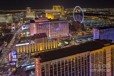 Photograph - Vegas by Shishir Sathe