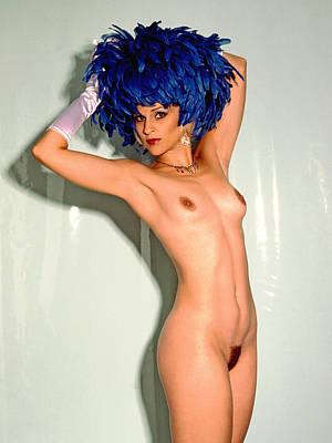 Pubic Hair Photograph - Vegas Showgirl by Stuart Brown
