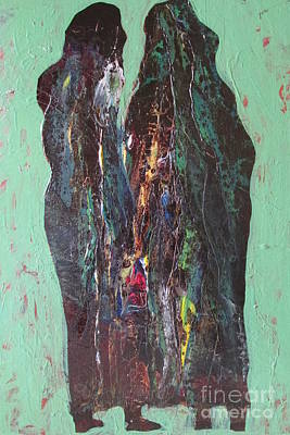 Veiled Conviction Original by Omar Hafidi