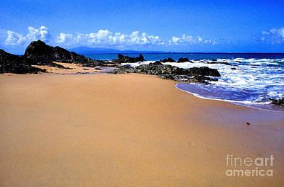 Vieques Photograph - Veiques Beach by Thomas R Fletcher