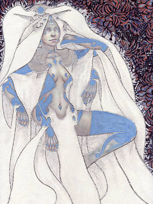 Vela Art Print