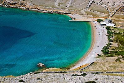 Mistletoe - Vela Luka beautiful clean beach Krk Croatia by Brch Photography