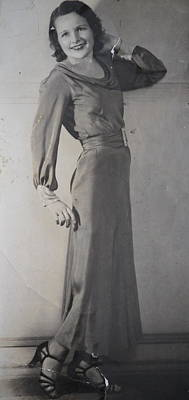 Gma Photograph - Velma Zerline Russell by Mary Russell
