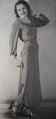 Velma Zerline Russell Art Print