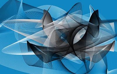 Velocity 1 Art Print