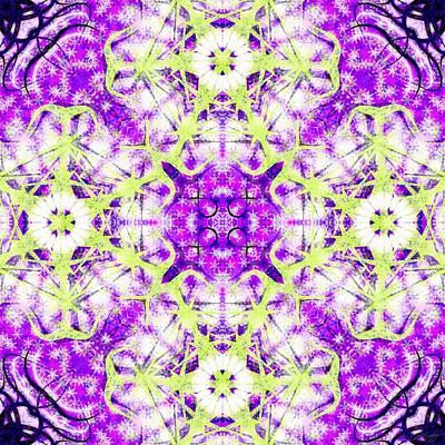 Digital Art - Velvet Blanket by Derek Gedney