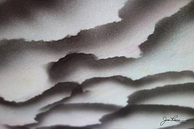 Painting - Velvet Clouds by Joan Reese