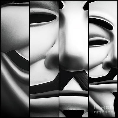 Photograph - Vendetta Panels II by John Rizzuto