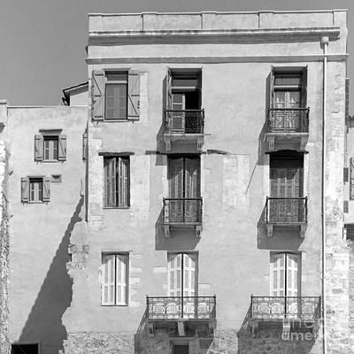 Photograph - Venetian Era Architecture In Chania by Paul Cowan