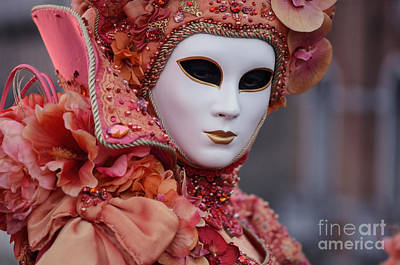 Veneta Photograph - Red Dress by Francesco Carovillano