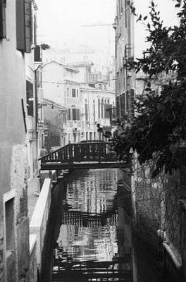 Photograph - Venetian Reflections by Dorothy Berry-Lound