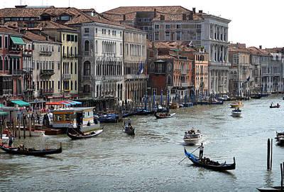 Venetian Travel Original by Terence Davis