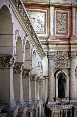 Photograph - Venetian Walkway by Gina Savage