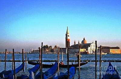 Photograph - Venezia City Of Islands by Phillip Allen