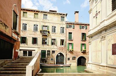 Photograph - Venezia by Dhmig Photography