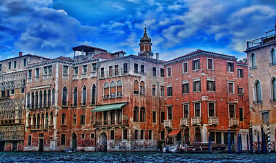Photograph - Venezia by Ellen Heaverlo
