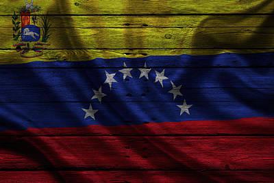 Venezuela Photograph - Venezuela by Joe Hamilton