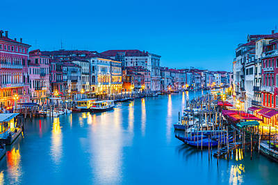 Venedig Photograph - Venice 05 by Tom Uhlenberg