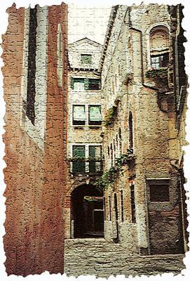 Photograph - Venice 10 by Rebecca Cozart