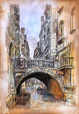 Venice 2 Art Print