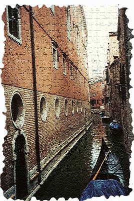 Photograph - Venice 7 by Rebecca Cozart