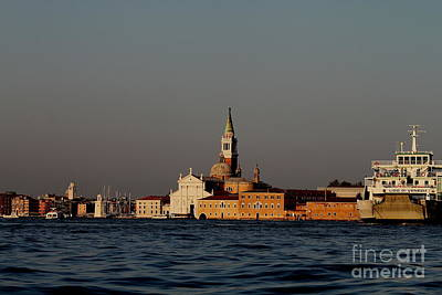 Photograph - Venice 7 by Theresa Ramos-DuVon