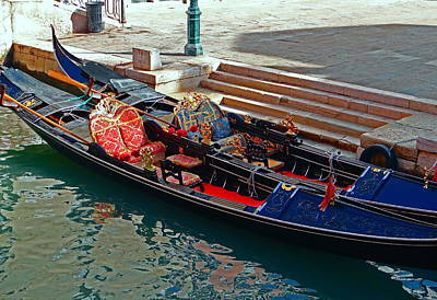 Venice At Three Art Print