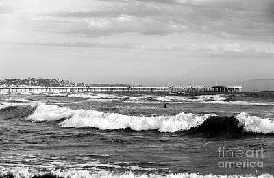 Venice Beach Waves IIi Art Print by John Rizzuto