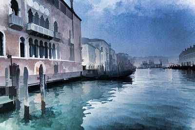 Photograph - Venice Beauty by Indiana Zuckerman