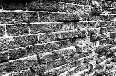 Photograph - Venice Brick by John Rizzuto