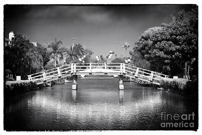 Photograph - Venice Canals by John Rizzuto