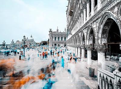 Venice Photograph - Venice by Carmine Chiriac?