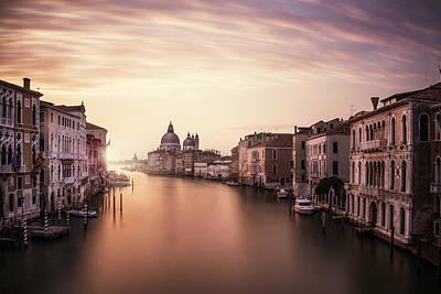Venice House Photograph - Venice by Dan Muntean