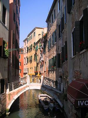 Art Print featuring the photograph Venice by Dany Lison