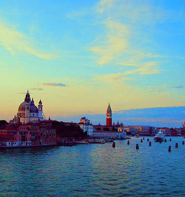 Venice Dreams Print by Cimorene Photography
