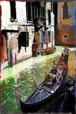 Photograph - Venice Flair by Steven Boone