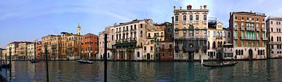 Venice Art Print by Gary Lobdell