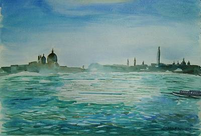 Painting - Venice by Geeta Biswas
