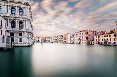 Photograph - Venice Grand Canal by Daniel Viñé Garcia
