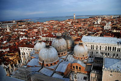 Photograph - Venice In Glory by Jacqueline M Lewis
