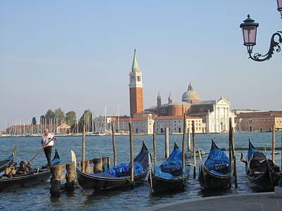 Venice In Springtime Art Print
