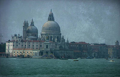 Art Print featuring the photograph Venice Italy 1 by Brian Reaves