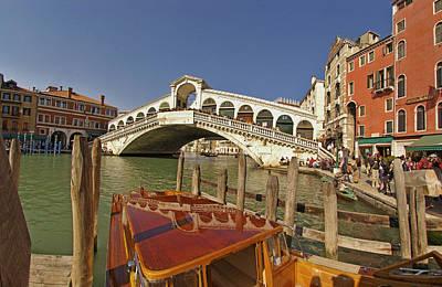 Venice Italy Ver.17 Art Print