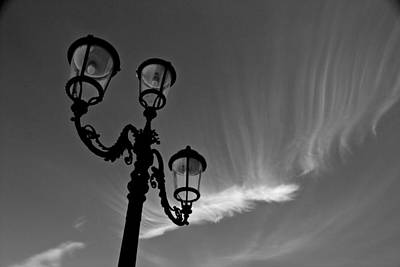 Photograph - Venice Lamp by Eric Tressler