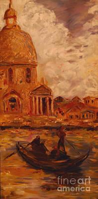 Venice Morning Original